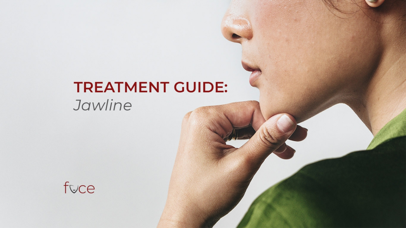 treatment guide jawline new