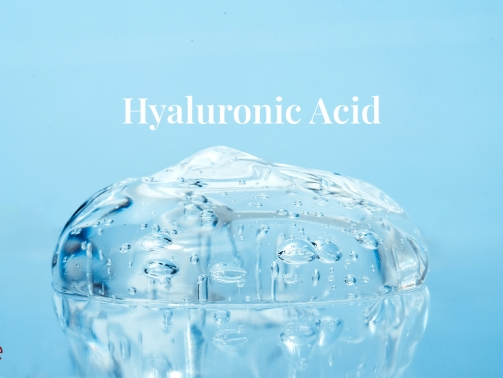 Hyaluronic acid title blog